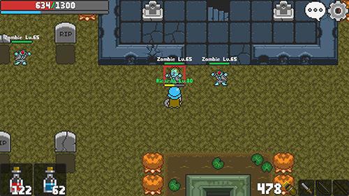 RPG-Spiele Rucoy online für das Smartphone
