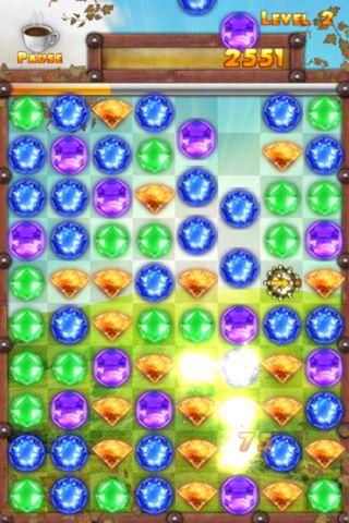 Arcade-Spiele: Lade Jewel Up auf dein Handy herunter