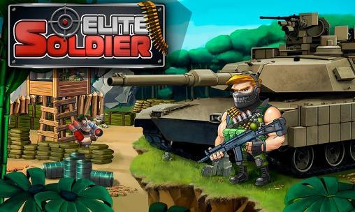 Elite soldier icône