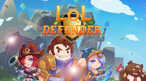LoL defender icono