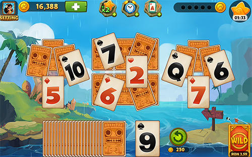 World of solitaire para Android