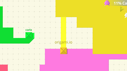 Origami.io: Paper war for Android