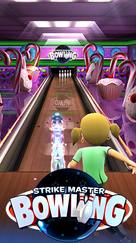 Strike master bowling screenshot 1