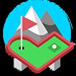 Vista golf Symbol