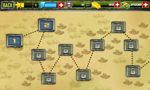 Tank strike: Battle of tanks 3D pour Android