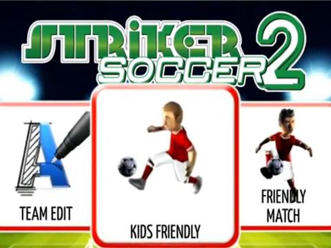 Simuladores: descarga El delantero de fútbol 2 a tu teléfono