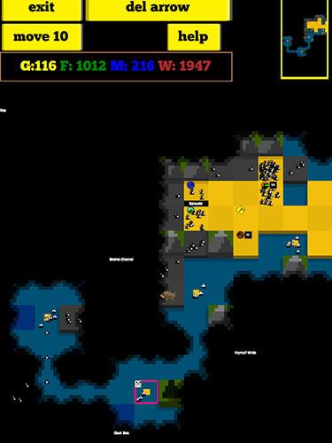 Rawar 2: Offline strategy game capture d'écran 1