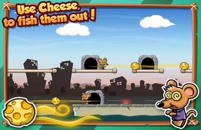 Arcade-Spiele: Lade Fange die Ratte auf dein Handy herunter