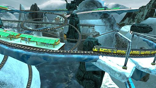 Train simulator: Uphill drive Screenshot