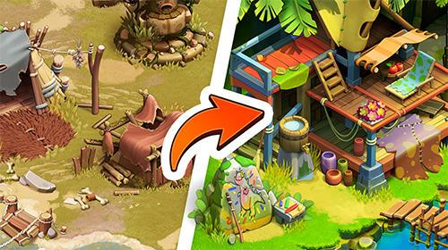 CтратегіїFamily island: Farm game adventureдля смартфону