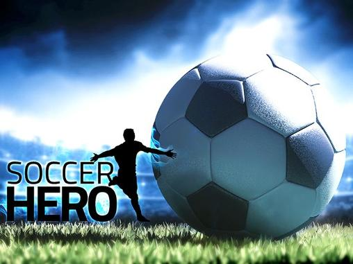 Soccer hero Screenshot