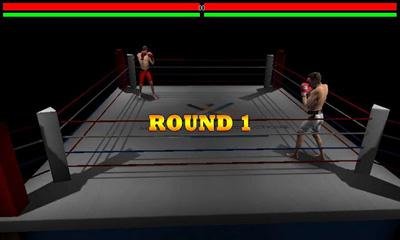 Kampfspiele Ultimate 3D Boxing Game für das Smartphone