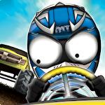 Stickman downhill: Monster truck Symbol