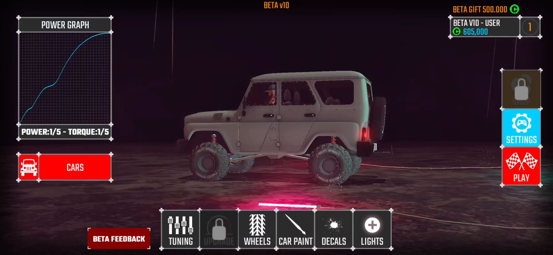 Project: Offroad 2.0 скриншот 1