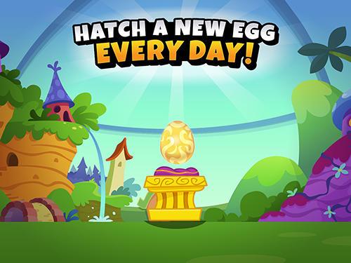 Moshi monsters egg hunt Screenshot