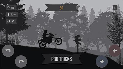 Impossible bike crashing game auf Deutsch