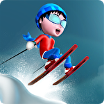 Super ski: Adventure hill icon