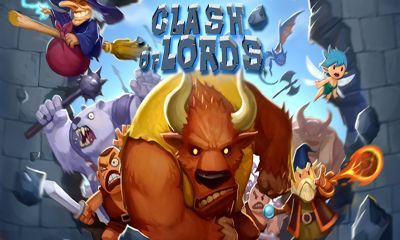 Clash of Lords captura de tela 1