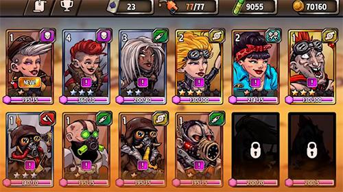 Juegos de rol Quest 4 fuel para teléfono inteligente