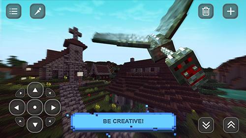 d'arcade Medieval craft exploration 3D pour smartphone
