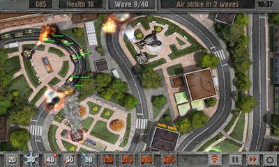 HD-Spiele Defense Zone 2 auf Deutsch