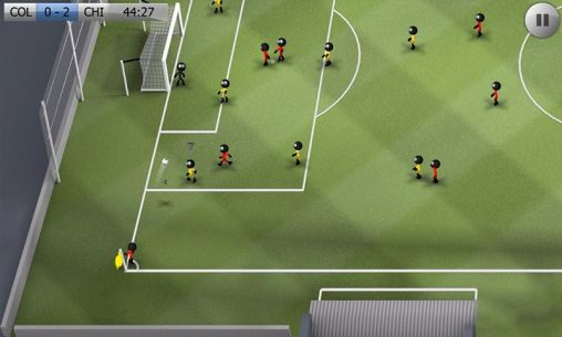 Stickman soccer for Android