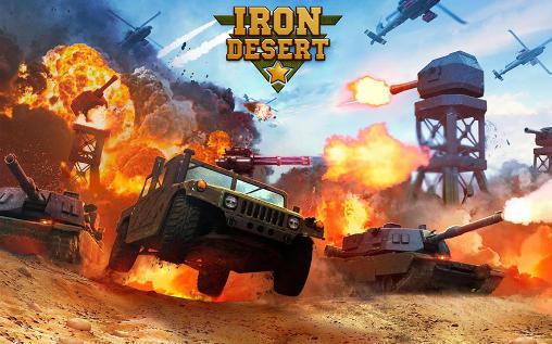 Iron desertcapturas de pantalla