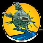 Big River Fishing 3D Symbol