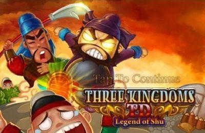 logo Three Kingdoms TD – Legend of Shu