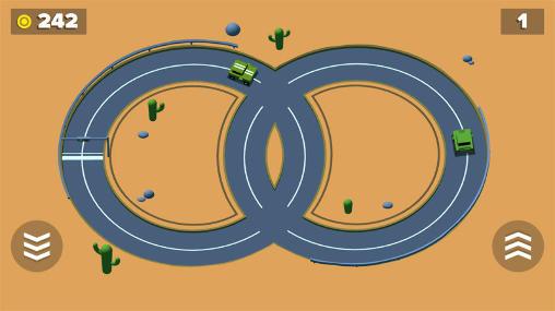 Arcade-Spiele Loop drive 2 für das Smartphone