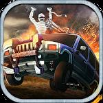 Monster car: Hill racer icono