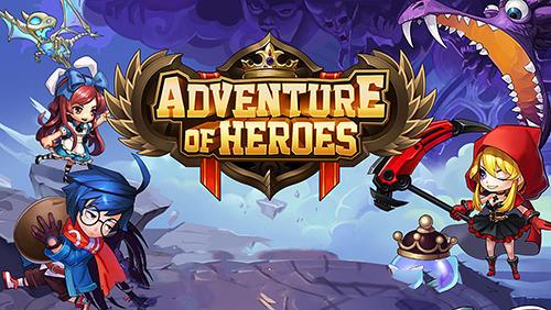Adventure of heroes icono