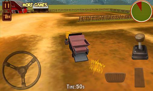 Capturas de tela de Hay heroes: Farming simulator