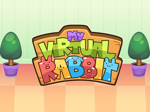 My virtual rabbit Symbol