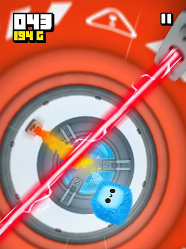Fluffy fall: Fly fast to dodge the danger! para Android