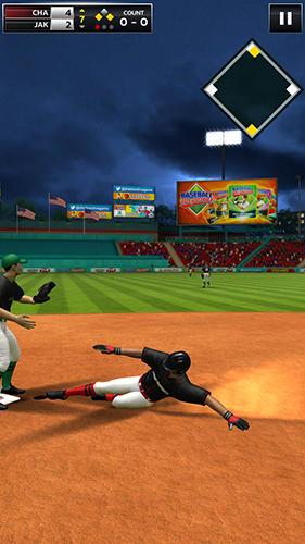 Baseball megastar auf Deutsch