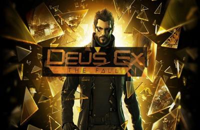 logo Deus Ex: La caída