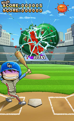 Baseball Pinch hitter: 2nd season auf Deutsch