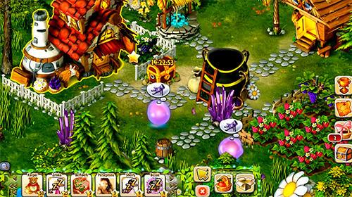 Fantasy garden für Android