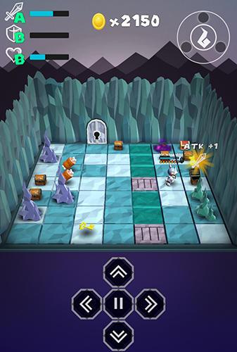 RPG Shogun dungeons für das Smartphone