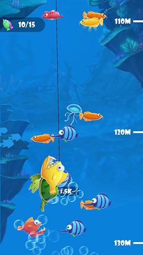 Fishing fantasy für Android