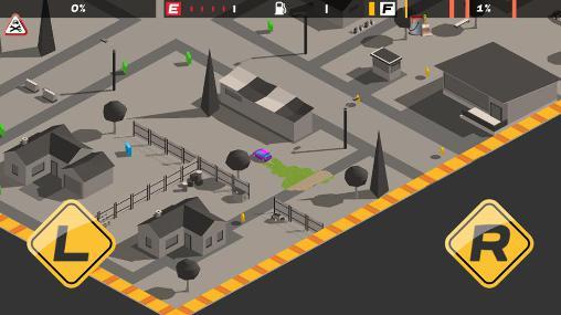 Arcade-Spiele Splash cars für das Smartphone