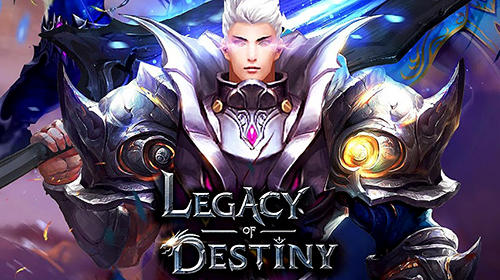 Legacy of destiny: Most fair and romantic MMORPG скриншот 1