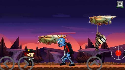 Zombie attack 2 Screenshot