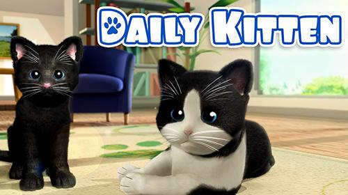 Daily kitten: Virtual cat pet screenshot 1