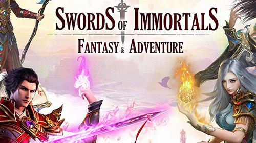 Swords of immortals: Fantasy and adventure Screenshot