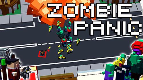Zombie panic! Screenshot