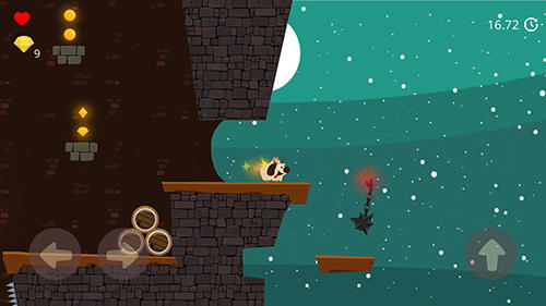 Doge and the lost kitten for Android