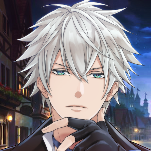 Иконка The Spellbinding Kiss : Romance Otome Game