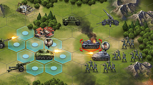 WW2: Strategy commander für Android